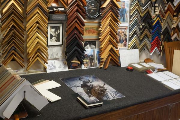 David Charles Gallery in Providence - ShelfDig.com